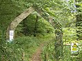 Forest entrance - geograph.org.uk - 571844.jpg