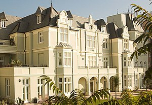 French Convalescent Home, Brighton - The building in 2005