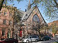 Former Strawbridge United Methodist Church, 201 Wilson Street, Baltimore, MD 21217 (32946257720).jpg