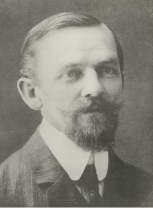 Otto Lummer - Image: Foto, Porträt, Otto Richard Lummer Humboldt Universität zu Berlin