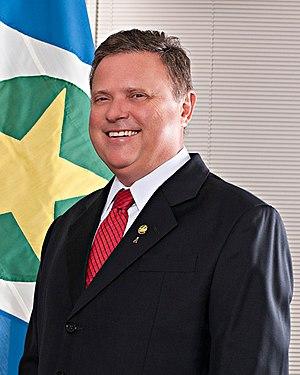 Ministry of Agriculture (Brazil) - Image: Foto oficial de Blairo Maggi