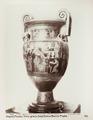 Fotografi på amfora från Neapels museum - Hallwylska museet - 104164.tif