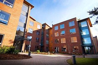 Edge Hill University - Founders' Court