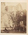 Fountains Abbey. Interior of Chapter House MET DP209899.jpg