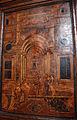 Fra Damiano da Bergamo e aiuti, storie del nuovo testamento, 1541-49, 06 presentazione al tempio.JPG