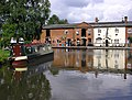 Fradley Junction, Trent and Mersey Canal, Staffordshire - geograph.org.uk - 997272.jpg