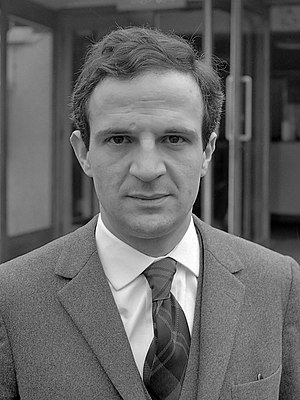 François Truffaut - Truffaut in 1965.