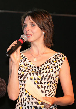Francesca Vanthielen in 2009