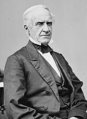 United States House of Representatives elections, 1862 - Image: Francis Thomas of Maryland photo portrait seated