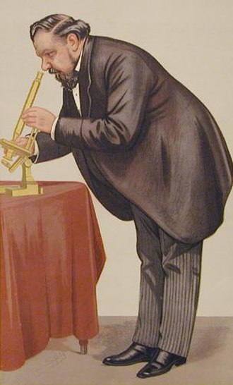 Ballad of Sir Frankie Crisp (Let It Roll) - Frank Crisp, by Leslie Ward, 1891