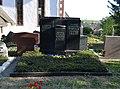Frankfurt-Enkheim, Friedhof, Grab Forbach-Krebs.JPG