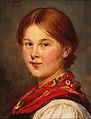 Franz von Defregger - Tyrolean Girl.jpg