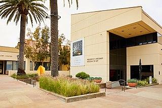 Frederick R. Weisman Museum of Art (California) Art museum in Malibu, California