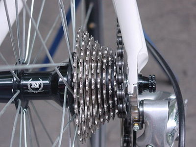 Bicycles Maintenance And Repair Freewheels And Cassettes