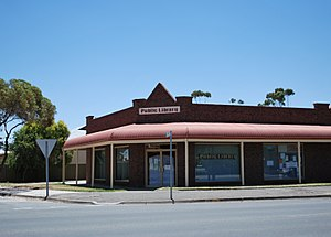 Freeling, South Australia - Image: Freeling Public Library