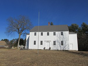 Fremont, New Hampshire - Fremont Meeting House