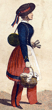 French cantiniere, 1853