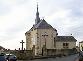 Freybouse, Église Saint-Laurent.jpg