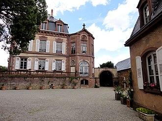 Château de Frœschwiller - Château de Frœschwiller