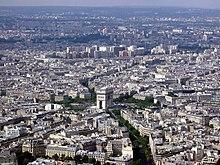 Hotel Ternes Paris