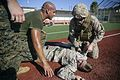 From tourniquets to combat gauze, Marines learn life-saving skills 160804-M-ML847-260.jpg