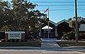 Front of Dixie Hollins High School, Nov 2019.jpg