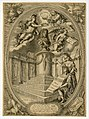 Frontispiece to Gottfried Finger Sonatae XII Pro diversis Instrumentis London 1688.jpg