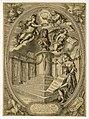 Frontispiece to Gottfried Finger Sonatae XII Pro diversis Instrumentis London 1688.jpg