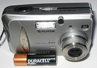 Fujifilm FinePix A-series - Fujifilm FinePix A203