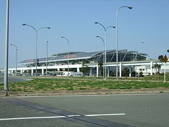Fukuoka Airport - Image: Fukuoka Airport international terminal