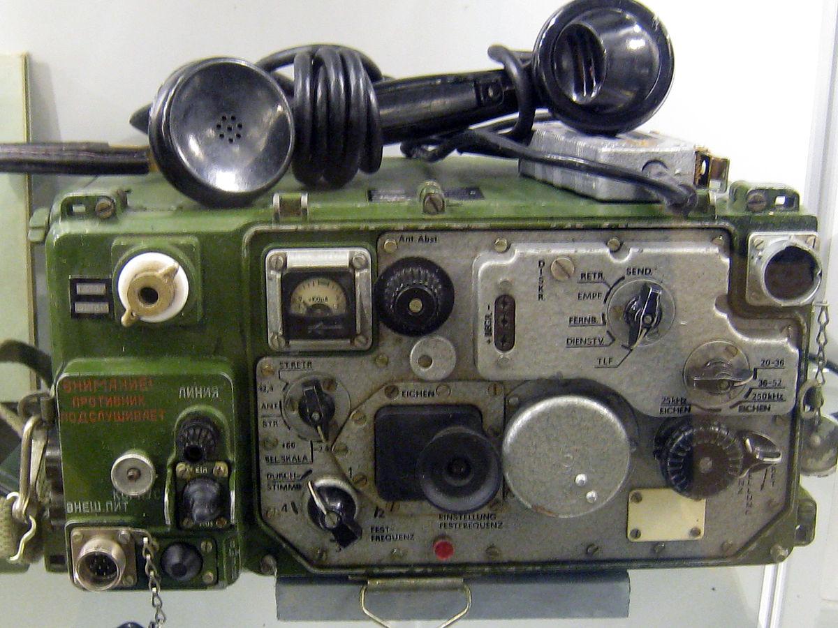 Радиостанция Р107  cqhamru