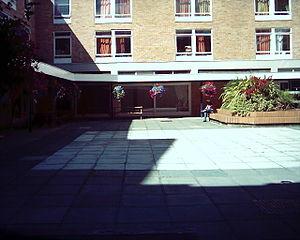 Furness College, Lancaster - Lancaster University, Furness College Quadrangle