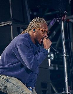 Future (rapper) American rapper from Georgia