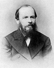 Fyodor Dostoyevsky was born in Moscow in 1821