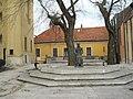 Géza nagyfejedelem szobra (Meszlényi János, 1972), Géza nagyfejedelem tér. - HU-FE-Székesfehérvár046.jpg