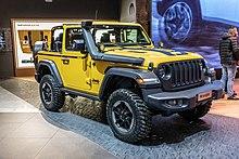Jeep Wrangler Jl Wikipedia