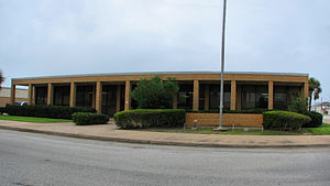 Galveston Independent School District - Galveston ISD Administration Building
