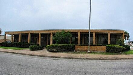 Galveston Independent School District Administration Building