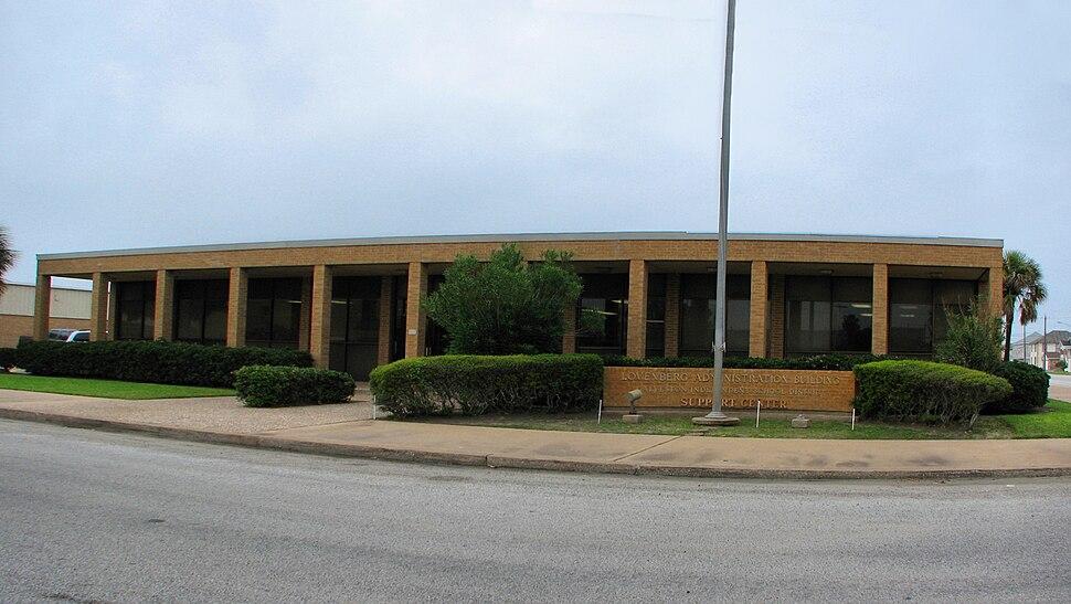 GISD Lovenberg Admin Bldg, Galveston