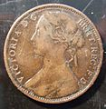 GREAT BRITAIN, VICTORIA 1863 -PENNY b - Flickr - woody1778a.jpg