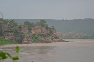 Gagron fort submerged.jpg