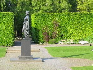 Pildammsparken - Image: Galatheas hage