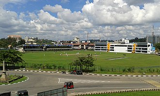2018 cricket pitch fixing and betting scandal - Galle International Cricket Stadium, where the pitch fixing is alleged to have occurred