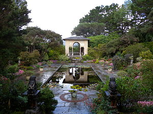 Garnish Island - Italian Garden on Garnish Island