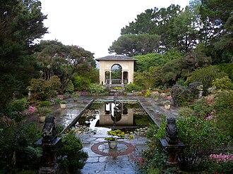 Garnish Island - Italian Garden on Garnish Island