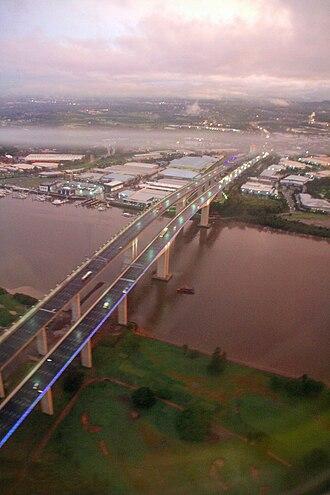 Sir Leo Hielscher Bridges - Gateway Bridge