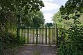 Gateway to Eagle Close Allotments, Chandler's Ford - geograph.org.uk - 863693.jpg