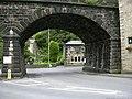 Gauxholme Railway Bridge Todmorden - geograph.org.uk - 471257.jpg