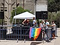 Gay Pride in Haifa 2014 - Haifa City hall (39).JPG