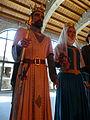 Gegants al Museu Marítim - 40 - Gegants de Petras Albas - Jaume II i Elisenda de Montcada.JPG